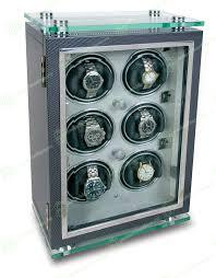 <b>Rapport</b> W256 - Optima Carbon Fibre. <b>Заводная</b> шкатулка для 6 ...