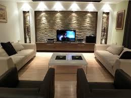 tv room lighting ideas. Living Room Decorating Ideas Wall Mount Tv Lighting