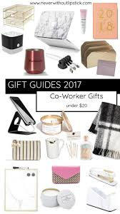 20 cute creative co worker gift ideas under 20 gift guide coworker
