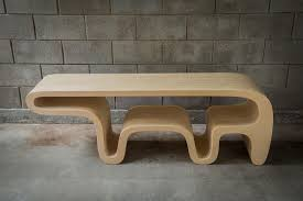 Bear Coffee Table Contemporary Bear Table And Bench Gessato Blog