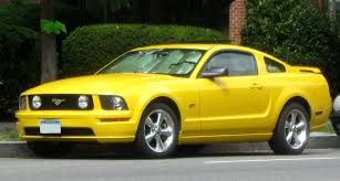 Yellow Ford Mustang Shelby GT500 662   Mustang gt   Pinterest ...