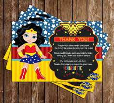 superheroes birthday party invitations novel concept designs wonder woman superhero birthday party
