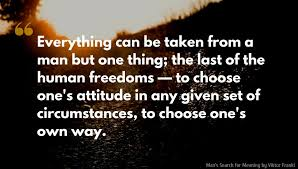 Man's Search For Meaning Quotes Inspiration Man's Search For Meaning By Viktor Frankl Quotes And Excerpts