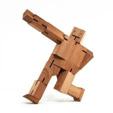 unique wooden robot toys for kids and children design ideas by david qgdaxqqi