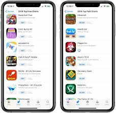 Most Downloaded Ios Apps And Games Of 2019 Include Mario