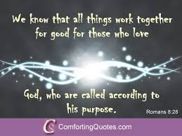 Bible Quotes About Love Inspiration Holy Bible Quotes On Love We Know That All Things Work Together