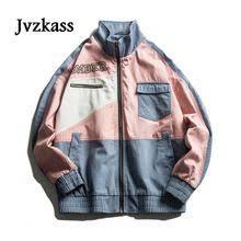 <b>Jvzkass 2018 new</b> coat female cool student version of the bf ...