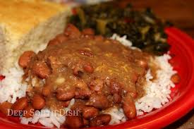 deep south pinto beans and rice