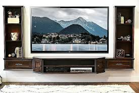 wall mount tv shelf ideas mounted stands lovely wall mount shelf ideas charming wall mounted shelves