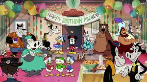 Mickey Mouse Short: The Birthday Song ...