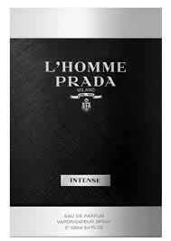 Купить <b>Парфюмерная</b> вода <b>Prada L</b>'<b>Homme Intense</b>, 100 мл по ...