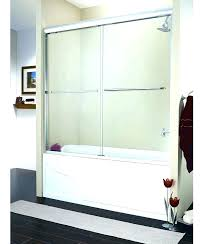 glass bathtub doors sliding bathtub doors sliding glass shower doors for tub 2 panel sliding bath
