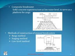 Breakwater Design Ppt Transportation Engineering Vol Ii Ppt Download