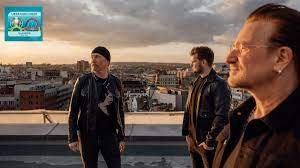 Dutch DJ Martin Garrix and U2's Bono and The Edge drop UEFA Euro 2020 song