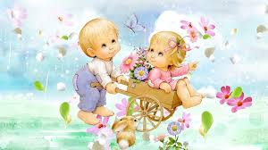 Sweet Little Couple Love Wallpapers Desktop Background Delectable Little Couple Photo Download