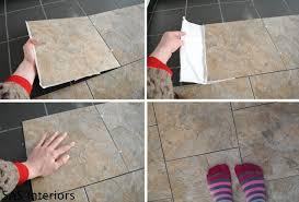 tiling a kitchen floor diy morespoons eab51ba18d65