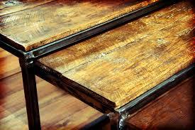 industrial steel furniture. Best Reclaimed Wood Industrial Furniture Images - House Design . Steel