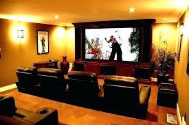 basement theater ideas. Basement Theater Ideas Small Movie Room Medium Size Of Living