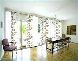 window treatment ideas for kitchen sliding glass doors tremendous window
