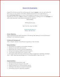 Good Resume Examples 2017 Luxury Good Resume Example resume pdf 85