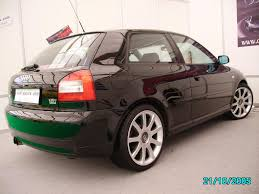 2001 Audi A3 1.8T quattro related infomation,specifications ...