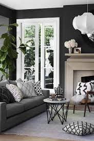 42 dark grey couch living room colour