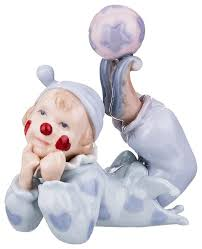 Купить Статуэтка <b>Lefard Клоун</b>, 12.5 см голубой по низкой цене с ...