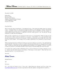 Shining Inspiration Chef Cover Letter 8 Executive Sample Cv