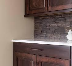 Kitchen With Stone Backsplash Stone Backsplash Kitchen Ideas Gallery Tile Stacked Stone Kitchen