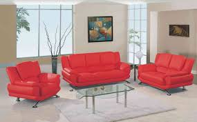Microfiber Living Room Set Red Living Room Sets Living Room Design Ideas