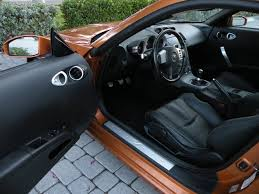 2003 nissan 350z interior. 2003 nissan 350z touring photo 10 fort myers fl 33901 carbon black leather interior 350z