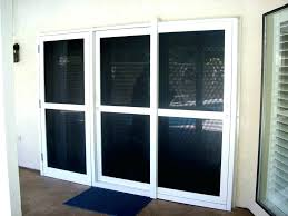 fascinating in glass pet door screen pet doors into glass perth