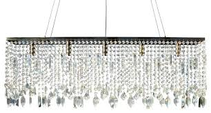 rectangle glass chandelier glass crystal rectangular chandelier antique brass for amazing residence rectangular glass chandelier prepare
