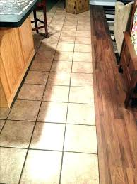 tile to laminate transition floor transition piece ideas floating laminate flooring cabin color with matching tile