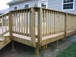 Impressing Deck Railing Ideas Of Outside 2646 Thecredhulk