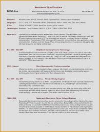 Resume Layout Examples - Roddyschrock.com