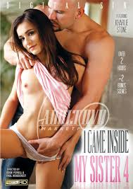 I Came Inside My Sister 4 DVD Digital Sin