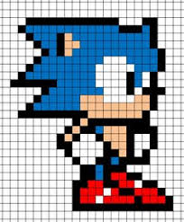 mario question box perler perler bead pattern bead sprites grille pour crocheter un pixel plaid adapter les grannys