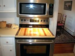 frigidaire flat top stove frigidaire gallery glass top stove burner not working