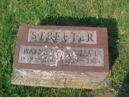 Julia Imelda Mack Streeter (1859-1924) - Find A Grave Memorial