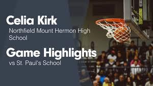 Game Highlights vs St. Paul's School - Celia Kirk highlights - Hudl