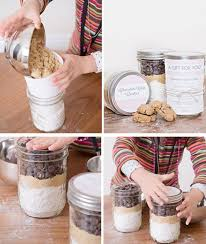 Decorating Mason Jars For Gifts 100 DIY Christmas Gifts In A Mason Jar 18