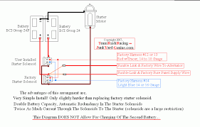 dual battery diagrams how to install a dual battery system in a vehicle at Dual Battery Charging System Diagram