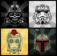 Star Wars Day of the Dead Pics (Page 1) - Line.17QQ.com