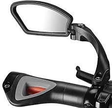 New <b>Bicycle Bike</b> Mirror Handlebar <b>Rearview</b> Mirror Back Safety ...