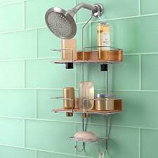 when in the shower or bathtub seniors should be able to reach their toiletry items easily without having to stretch or bend