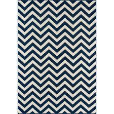 momeni baja navy 2 ft x 5 ft indoor outdoor area rug