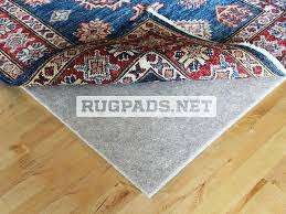 which side of rug pad goes down natural comfort wool rug pad which side of rug