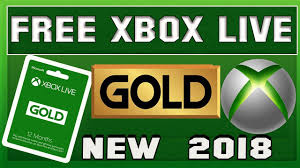 free xbox codes how to get free xbox live gold codes free xbox gift cards codes new 2018