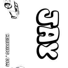 I And J Boys Names Coloring Book 0 Printables To Create Your Name
